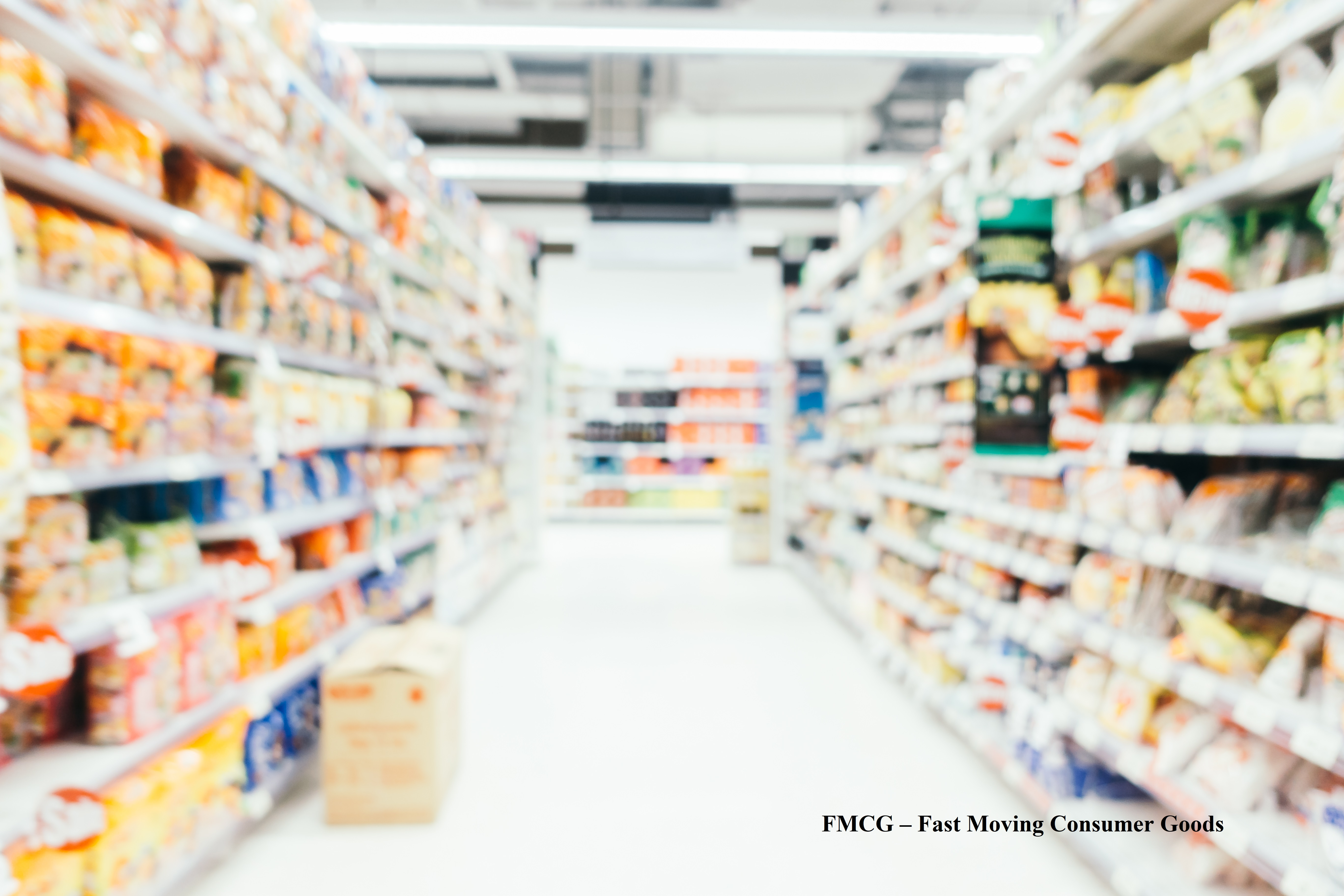 FMCG – Fast Moving Consumer Goods_PannelPlus_Market_ Research